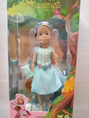 Куколка Вера, Kruselings (Крузелингс), 23 см
