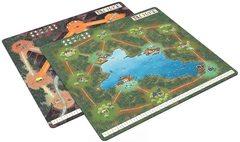 Неопреновый мат «Mountain/Lake» для игры «Корни»