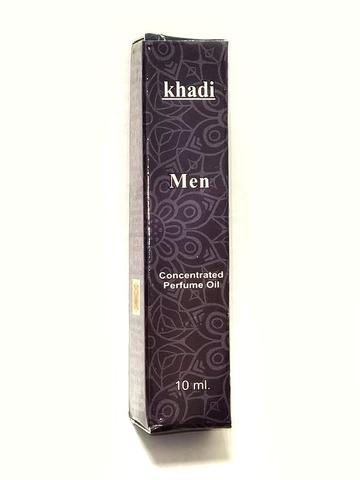 Масляные духи Для Мужчин, 10 мл Khadi (Индия)