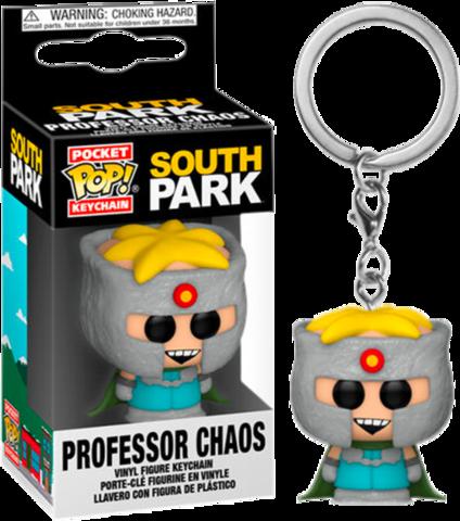 Брелок Funko Pocket Pop! Vinyl Keychain: South Park - Professor Chaos