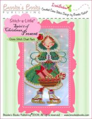 Brooke`s Books Publishing Spirit of Christmas Present