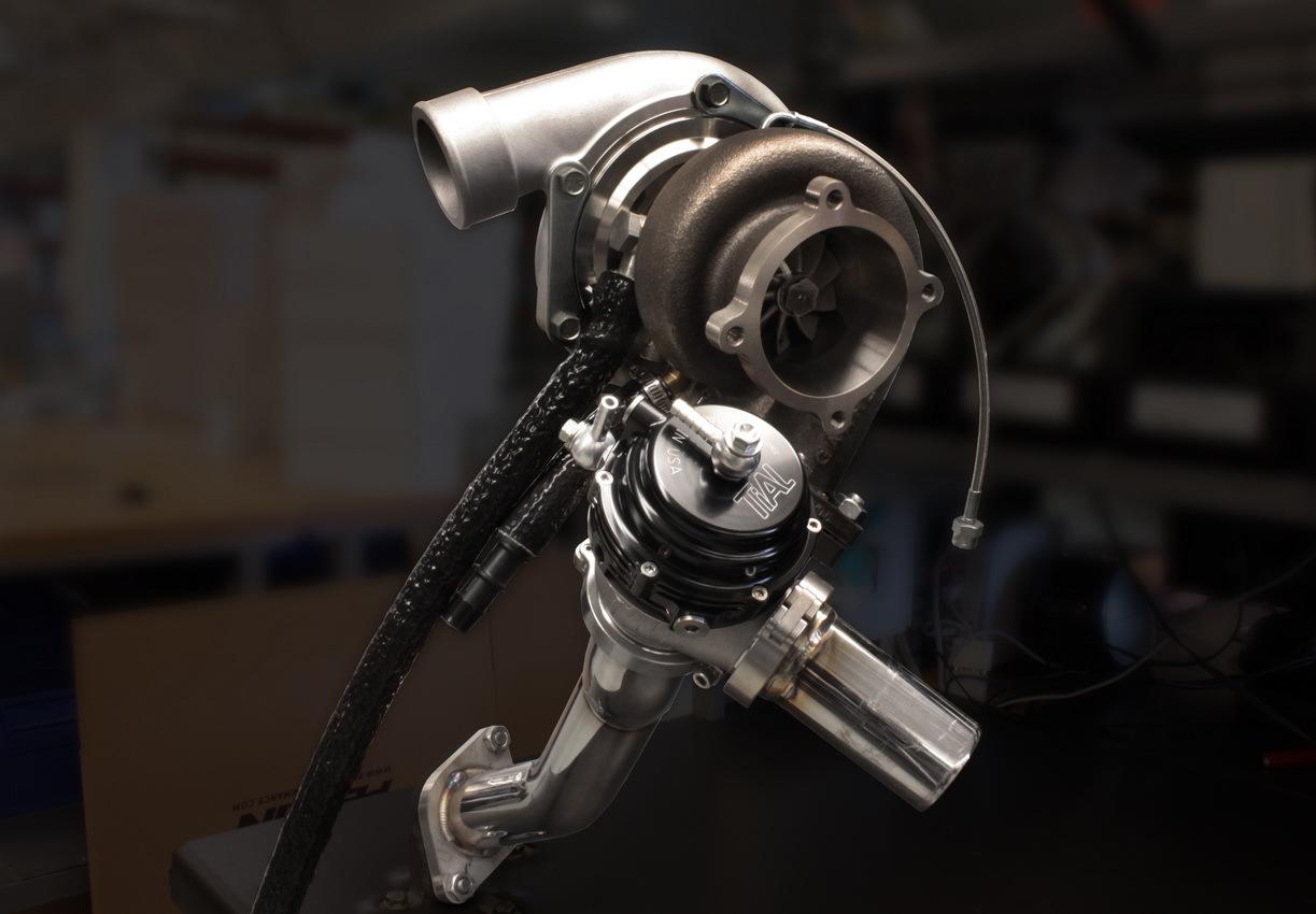 Wastegate Tial 38mm MV-S