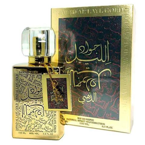 JAWAD AL LAUL GOLD / Джавад Аль Лайл Золотой 100мл