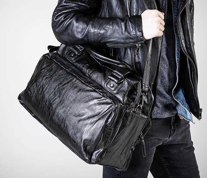 BAG553 Вместительная сумка для поездок с длинными ручками
