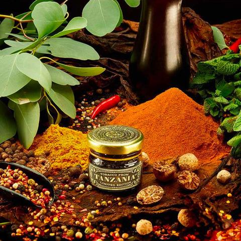 Табак WTO 20 г Tanzania T09 African Spiced (ВТО Танзания Африканские специи)