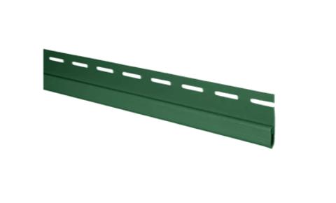 Финишная планка Альта-Профиль Зелёный
