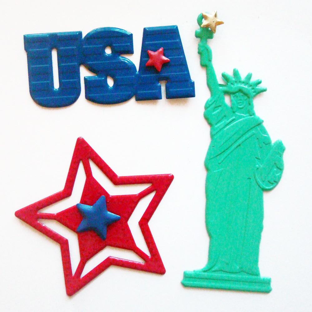 Брадс «Америка» в наборе