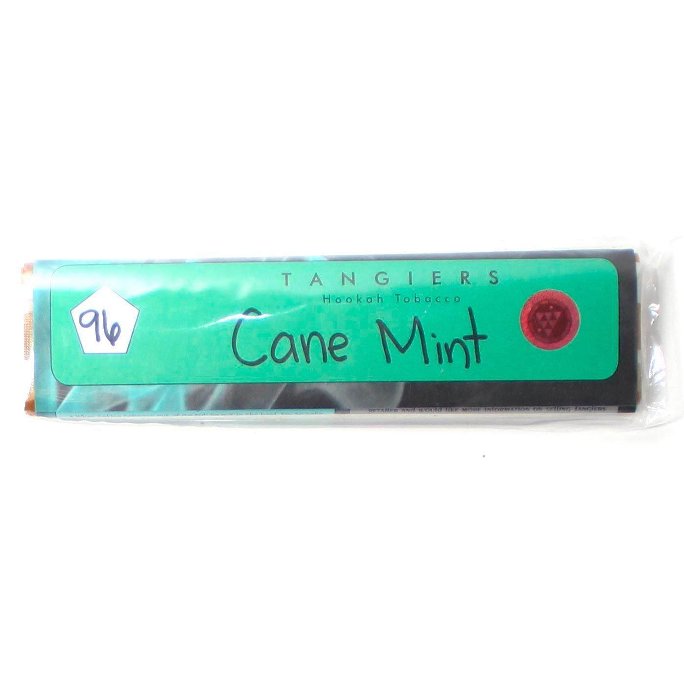 Табак для кальяна Tangiers Birquq (зеленый) 96 Cane mint