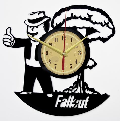 Фаллаут Часы из Пластинки — Иконка приложения