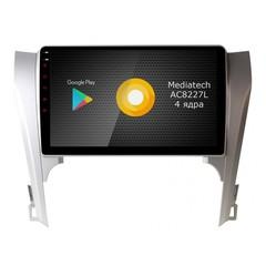Штатная магнитола на Android 8.1 для Toyota Camry V50 Roximo S10 RS-1118