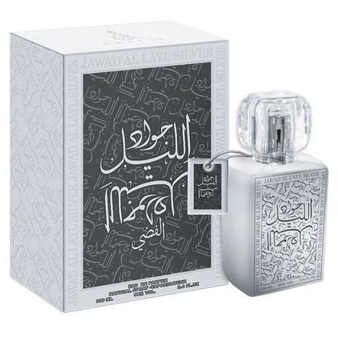 JAWAD AL LAUL SILVER / Джавад Аль Лайл Серебро 100мл