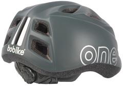 Велошлем детский Bobike One Plus Urban Grey - 2