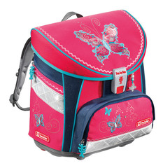 Ранец Step By Step Light Butterfly Dancer розовый/синий