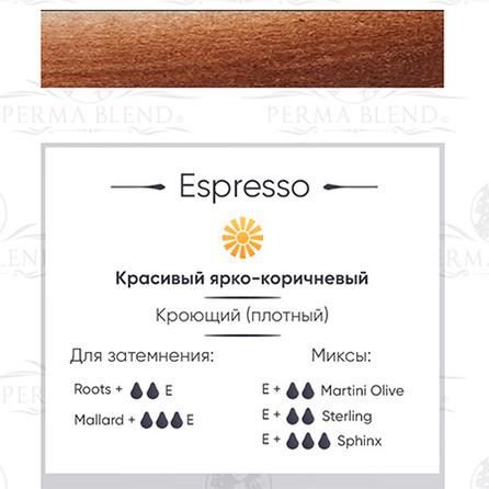 """""""ESPRESSO"""" пигмент для бровей и глазPermablend"""