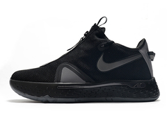 Nike PG 4 'Triple Black'