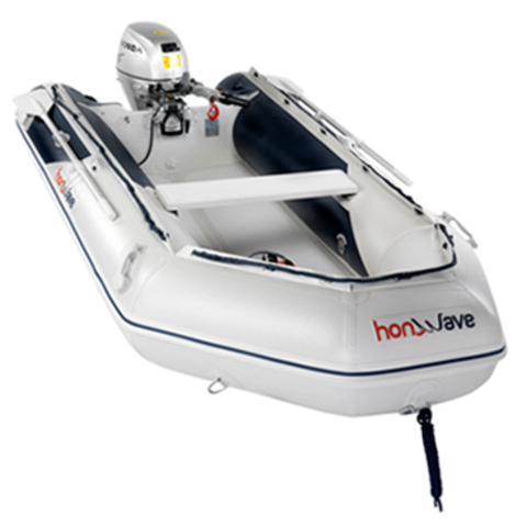 Надувная лодка HonWave T32 IE2