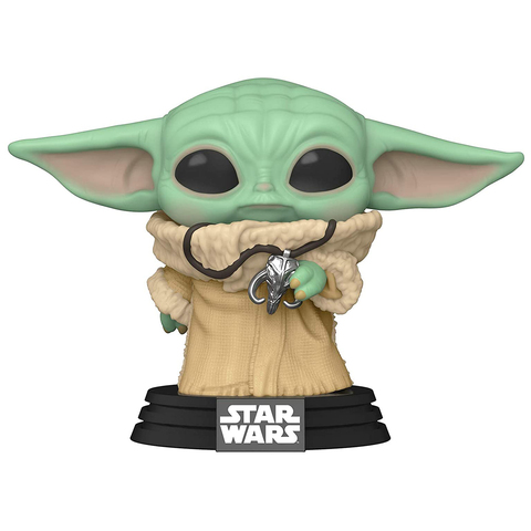 Фигурка Funko POP! Bobble: NYCC Exc: Star Wars: Mandalorian: The Child W/ Pendant Neckla (Exc) 50211