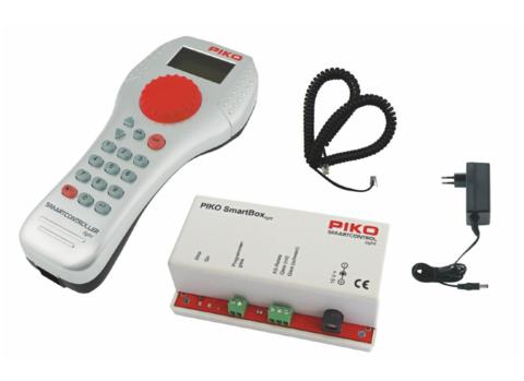 Базовый набор для цифрового управления PIKO SmartControl light