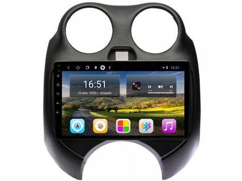 Магнитола для Nissan March/Micra (10-13) Android 11 2/16GB IPS модель CB-3286T3L