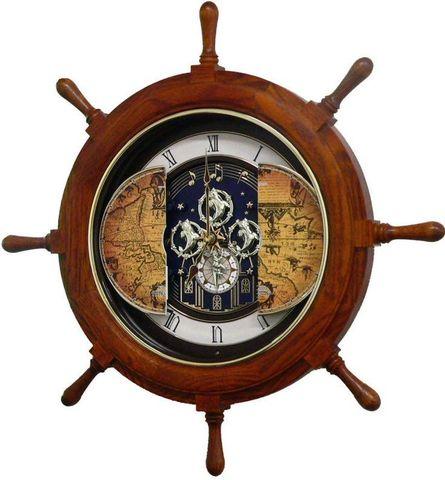 Настенные часы Rhythm 4MH817WD06