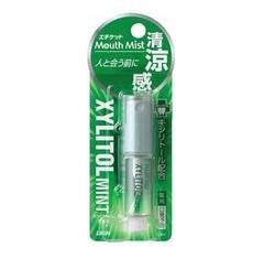 Спрей-освежитель рта, Lion, Mouth Mist HYLITOL mint, 5 мл