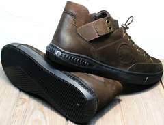 Мужские туфли на спортивной подошве Bellini 12405 Blue
