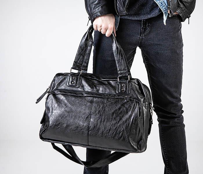 BAG553 Вместительная сумка для поездок с длинными ручками фото 03