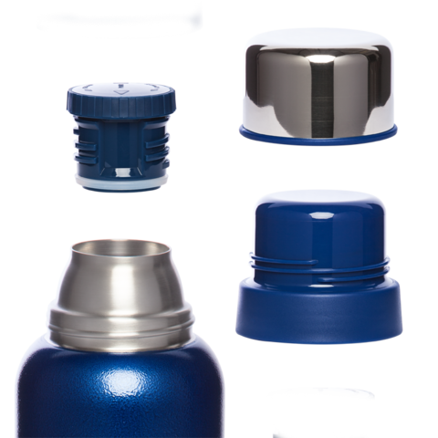 Термос Арктика 106-1600 (1.6 литра) Синий