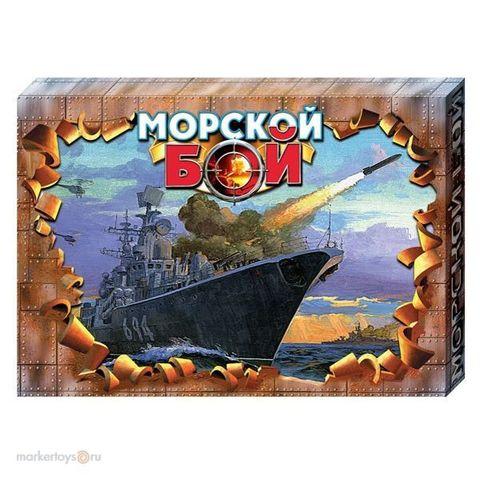 Игра Морской бой -1 РФИ арт.00992