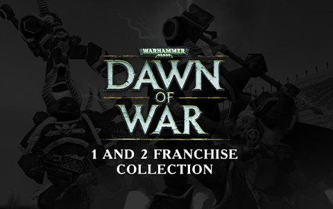 Warhammer 40,000 : Dawn of War 1 and 2 Franchise Collection (для ПК, цифровой ключ)