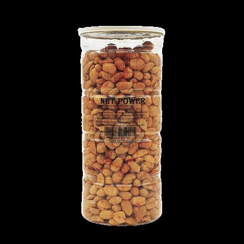 Арахис жареный со специями NUT POWER, 500 гр