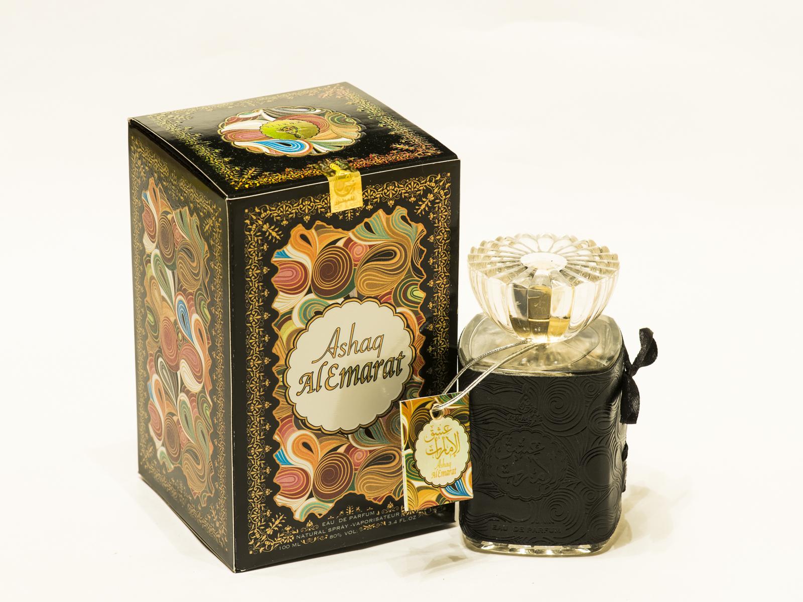 Пробник для Ashaq Al Emarat / Ашак Аль Эмарат (Бывшая Aure Pure Чистая Аура) 1 мл спрей от Халис Khalis Perfumes