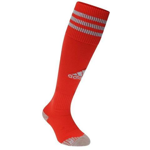 Гетры для становой тяги Adidas Adisock красные