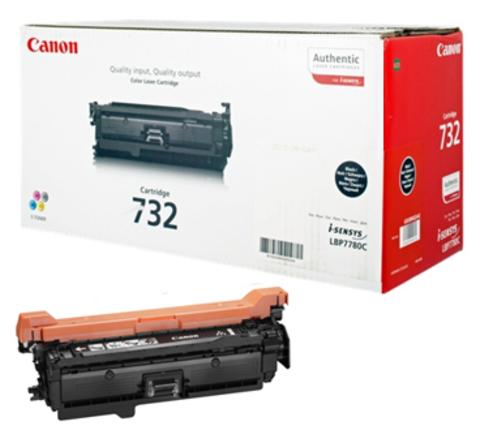 Картридж Canon Cartridge 732Bk/6263B002