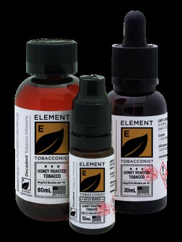 Жидкость Element 120 мл Honey Roasted Tobaco