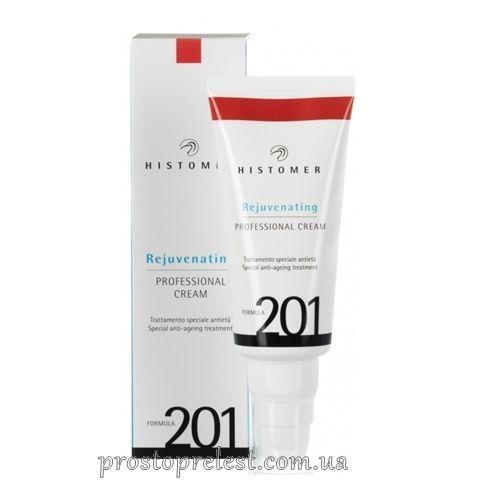 Histomer Formula 201 Rejuvenating Professional Cream SPF 20 - Професійний фінішний омолоджуючий крем