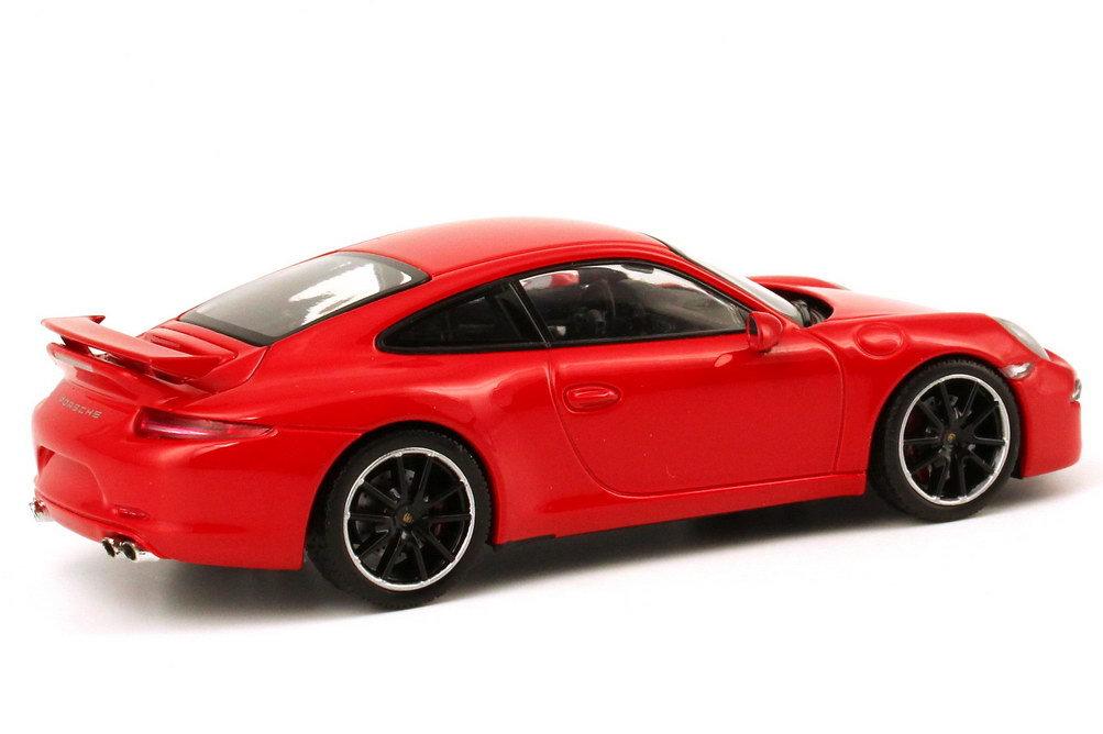 Коллекционная модель Porsche 911 Carrera S Aerokit Cup