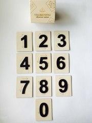 Тренажер Цифры, Сенсорика