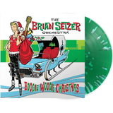 The Brian Setzer Orchestra ‎/ Boogie Woogie Christmas (Coloured Vinyl)(LP)