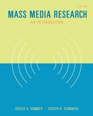 Mass Media Research 8e #market restriction#