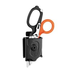 Мультитул Leatherman Raptor Black&Orange, 6 функций, пластиковый чехол-подвес (832170) | Multitool-Leatherman.Ru