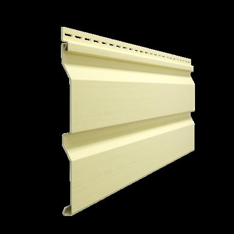 Сайдинг Виниловый Деке D4D STANDARD Simple (Симпл) Лимон