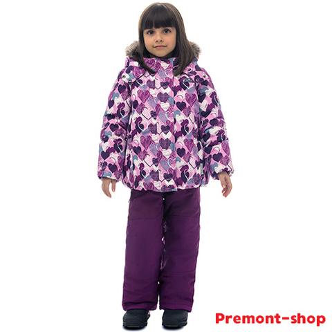 Зимний комплект Premont Зимняя клюква WP81210 PINK