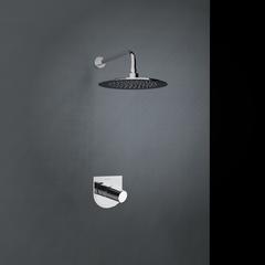 Встраиваемый смеситель для душа с душевым комплектом TZAR K3418012 на 1 выход