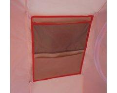 Палатка рыбака Нельма Куб-3 Люкс Профи (двухслойная, серебрянка)
