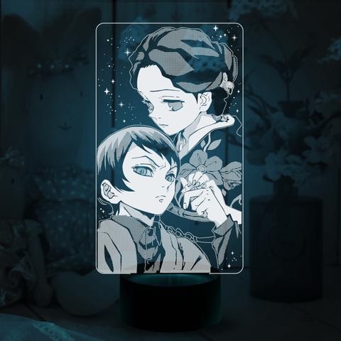 Тамаё и Юширо (Клинок рассекающий демонов)