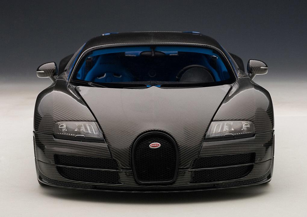 "Коллекционная модель Bugatti Veyron 16.4 Super Sport Edition Merveilleux ""Simon"" 2011"