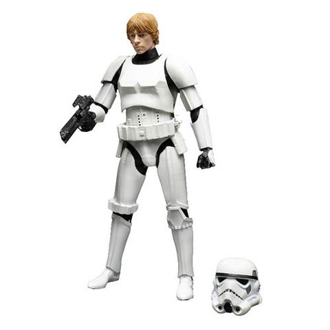 Люк Скайуокер - Luke Skywalker (Stormtrooper Disguise)