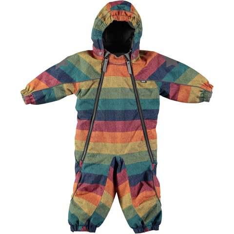 Комбинезон Molo Pyxis Denim Rainbow купить в интернет-магазине Мама Любит!