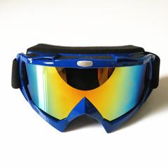 Горнолыжная маска №6 синяя